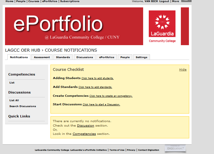 This image has an empty alt attribute; its file name is Figure-4-ePortfolio-course-page-template.png